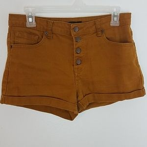 Forever 21 Sz US 29 Buttonfly Jean shorts